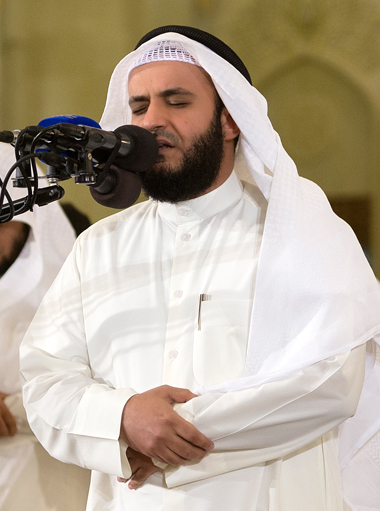 إمامة المصلين بمسجد الراشد .. رمضان 1438